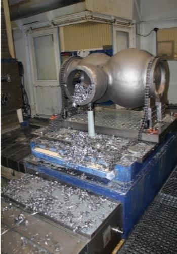 Machining centres - vertical - TX1 S