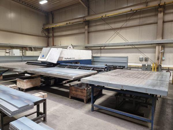 Other machines - stamping machines - TruPunch 5000