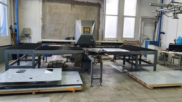 Other machines - stamping machines - Omatic 130 DTRH