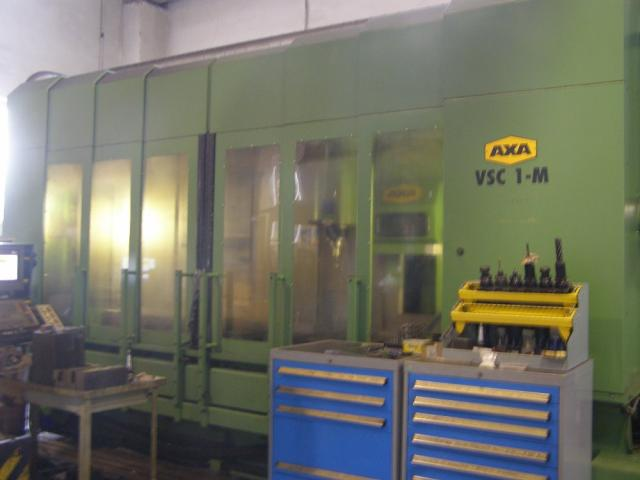 Machining centres - vertical - VSC 1-3000M