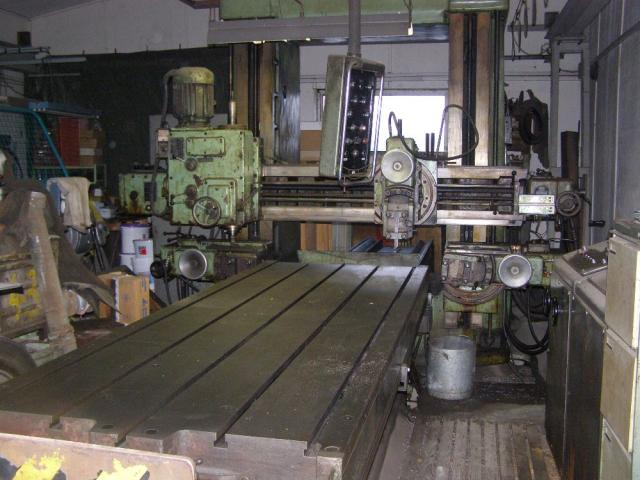 Other machines - planing machines - HD 10-12,5/3000