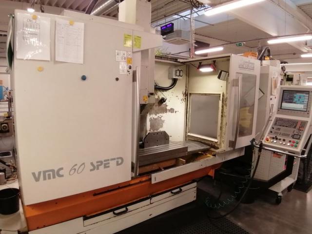 Obrábacie centrá - vertikálne - VMC 60