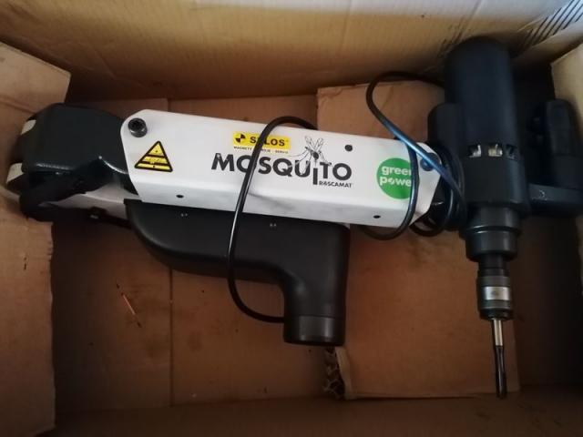Ostatní stroje - ostatní - Závitořez Mosquito