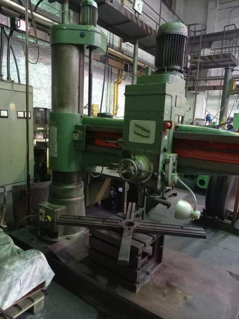 Drilling machines - radial - RF 50/1600