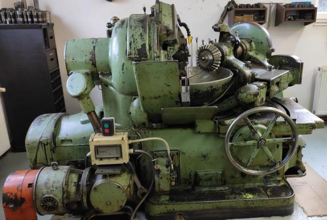 Ostatné stroje - ostatné - Na kuželové ozubení