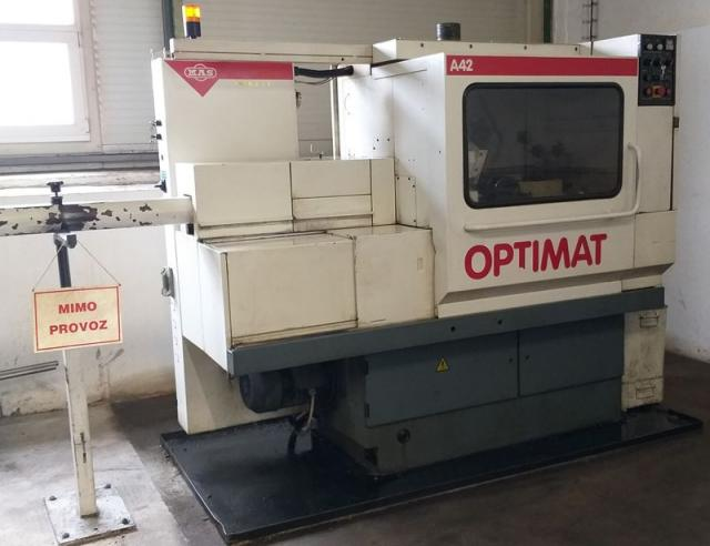 Lathes - automatic - Optimat A 42