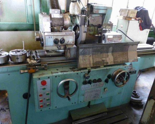 Grinding machines - centre - BU 28/1000