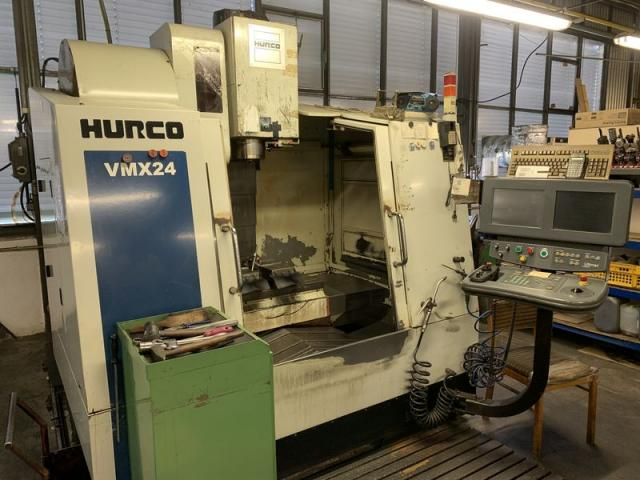 Machining centres - vertical - VMX 24