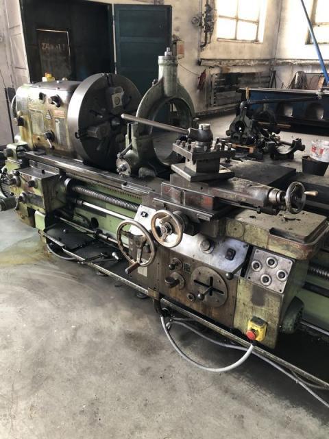 Soustruhy - hrotové - SU 63A/5000