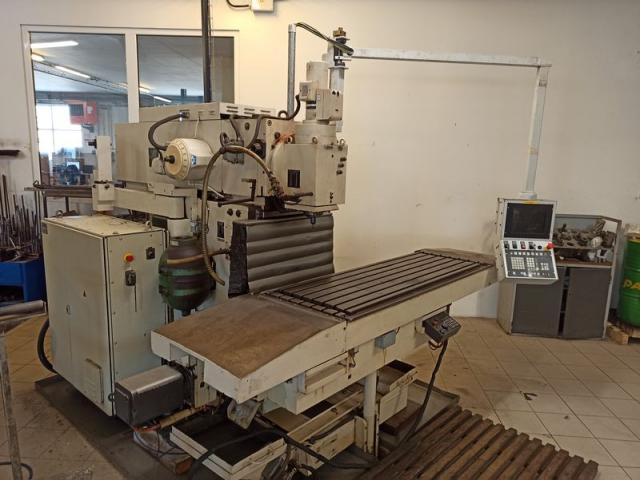 Frézky - CNC - FQ 400