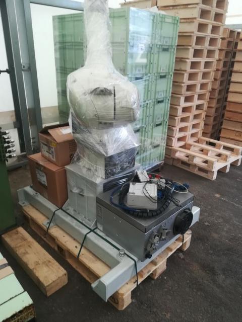 Ostatné stroje - ostatné - Robotická ruka 30E71F-A001