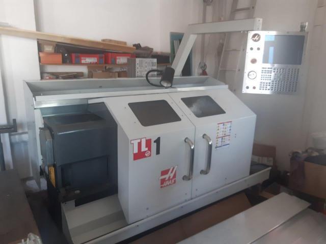 Lathes - CNC - TL-1