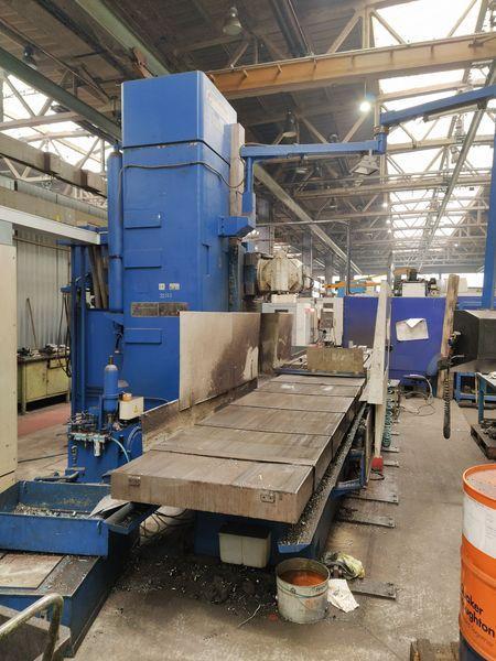 Milling machines - CNC - FS 100 S/A3 CNC