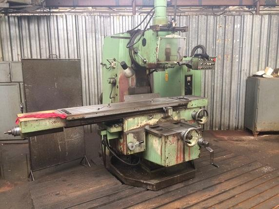 Milling machines - vertical - FGV 40