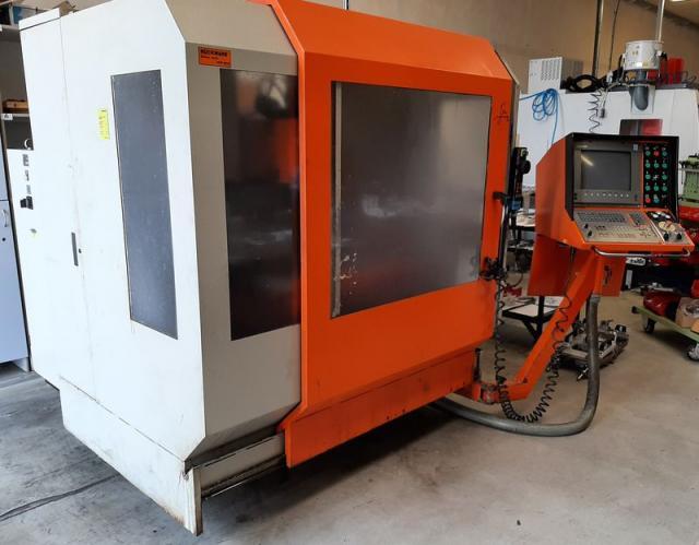 Milling machines - CNC - FNG 30 CNC