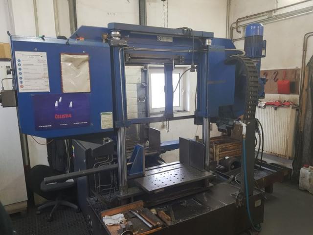Ostatní stroje - pily - PP 602 CNC