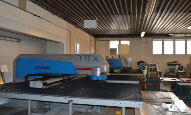 Lisy - ostatní - MTX 6 CNC