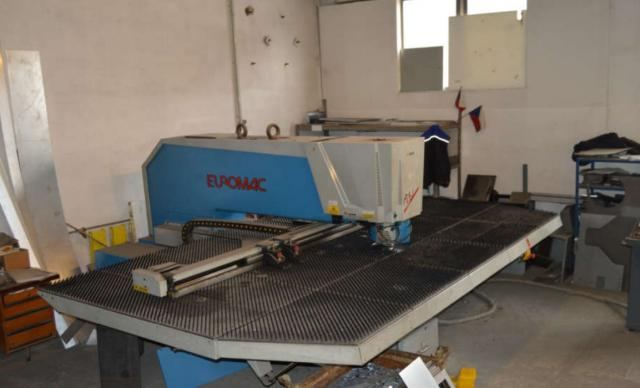 Presses - other - ZX 1250 CNC