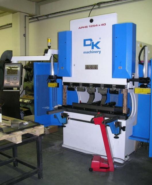Presses - brake - APHS 1254x40
