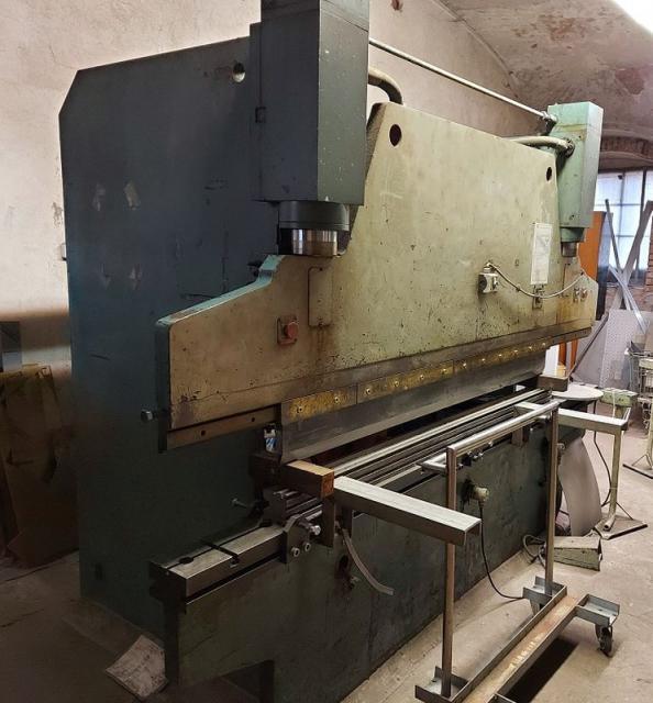 Presses - brake - CTO 80/2500