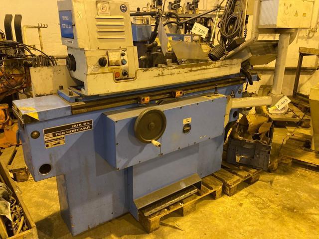 Grinding machines - centre - BUA 25/630