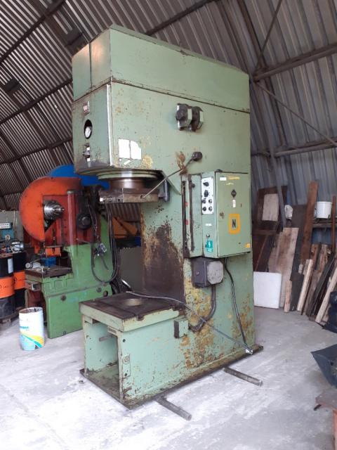 Presses - hydraulic - PYE 160 S