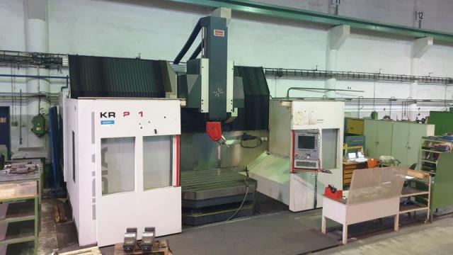 Milling machines - CNC - KR 211