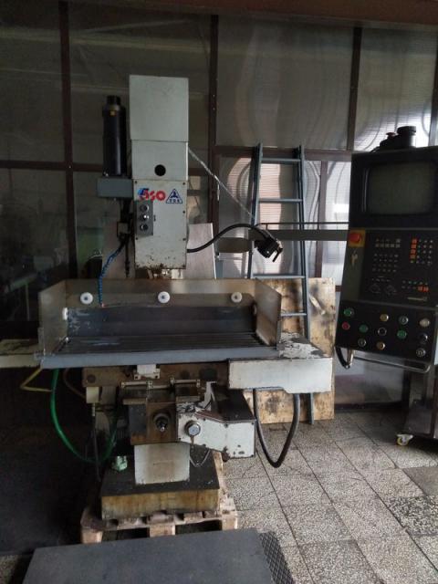 Frézky - CNC - F 2V-CNC-E
