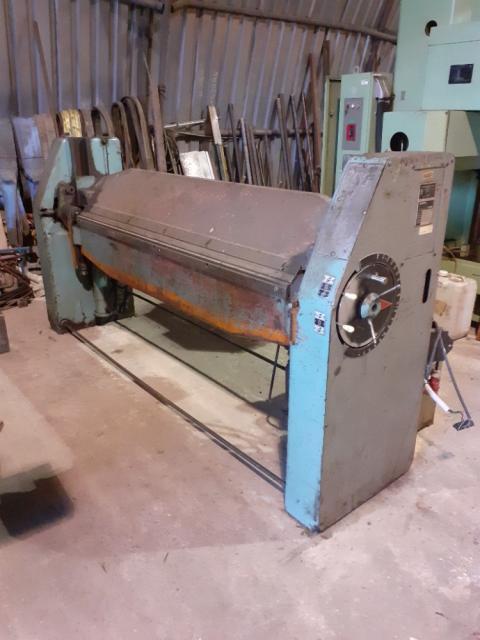 Bending machines - plate - XONM 2000/2A-2