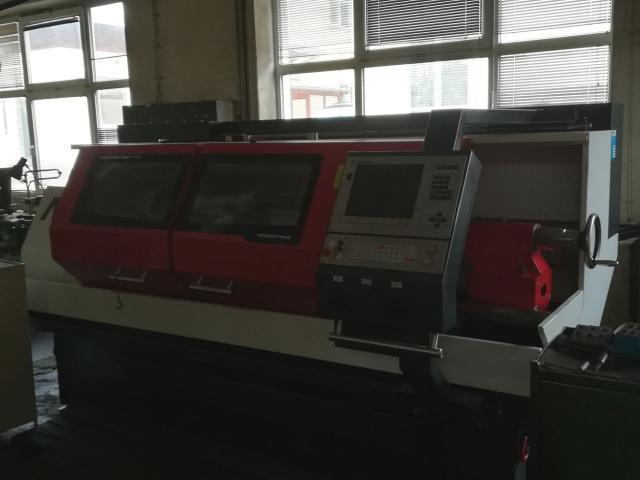 Soustruhy - CNC - MT 550i/1500
