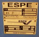 Presses - brake - CTO 250A/4000