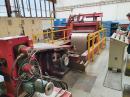 Ostatní stroje - ostatní - Dělící linka plechu SSM 120