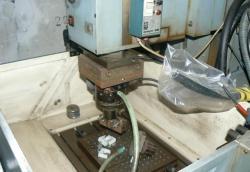 Ostatní stroje - vyjiskřovačky - Agie EMS-15