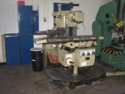 Frézky - nástrojářské - FU 250x1000/2