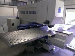 Ostatní stroje - vysekávací stroje - TRUMATIC 240 ROTATION