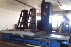 Horizontální vyvrtávačky - stolové - WHN 13.8A CNC