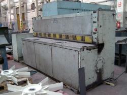 Nůžky - tabulové - NTE 2500/4B