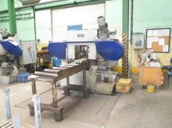 Ostatní stroje - pily - SBA 421/S-CNC