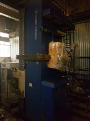 Horizontální vyvrtávačky - deskové - WRD 150Q CNC