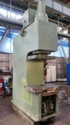 Lisy - hydraulické - PYE 160 S1.M