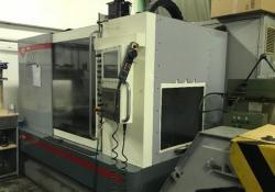 Obráběcí centra - vertikální - MCV 1000
