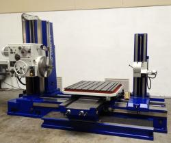 Horizontální vyvrtávačky - stolové - W 100A