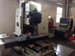 Frézky - CNC - FCR 50 CNC
