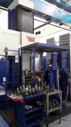 Horizontální vyvrtávačky - stolové - WHN 13 CNC