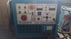 Pálící stroje - plasmy - P 20