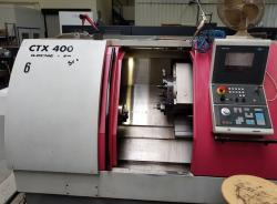 Soustruhy - CNC - CTX 400 Serie 2
